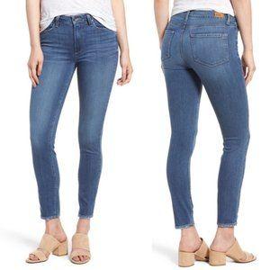 PAIGE Hoxton High Waist Ankle Skinny Jeans (Roman)